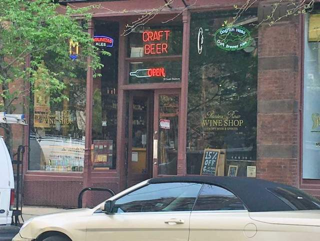 Image of Printers Row Wine Shop